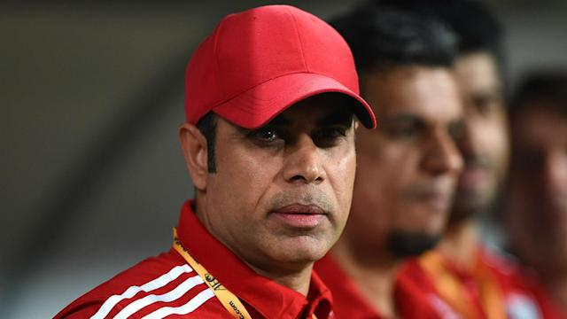 Defeat to Australia in Sydney has prompted Mahdi Ali to end his five-year tenure as United Arab Emirates coach.