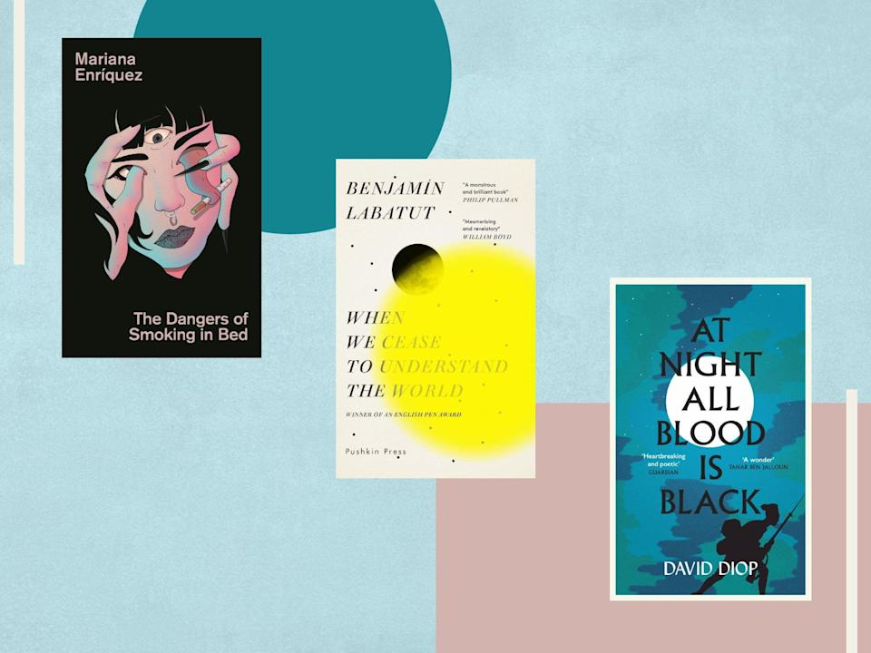 <p>Discover some of the most exciting emerging literary voices</p> (The Independent)