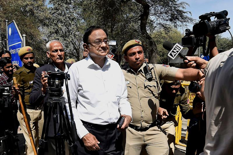 Chidambaram Now an Accused in Aircel Maxis Case, Says CBI Pressured to Make Preposterous Charges