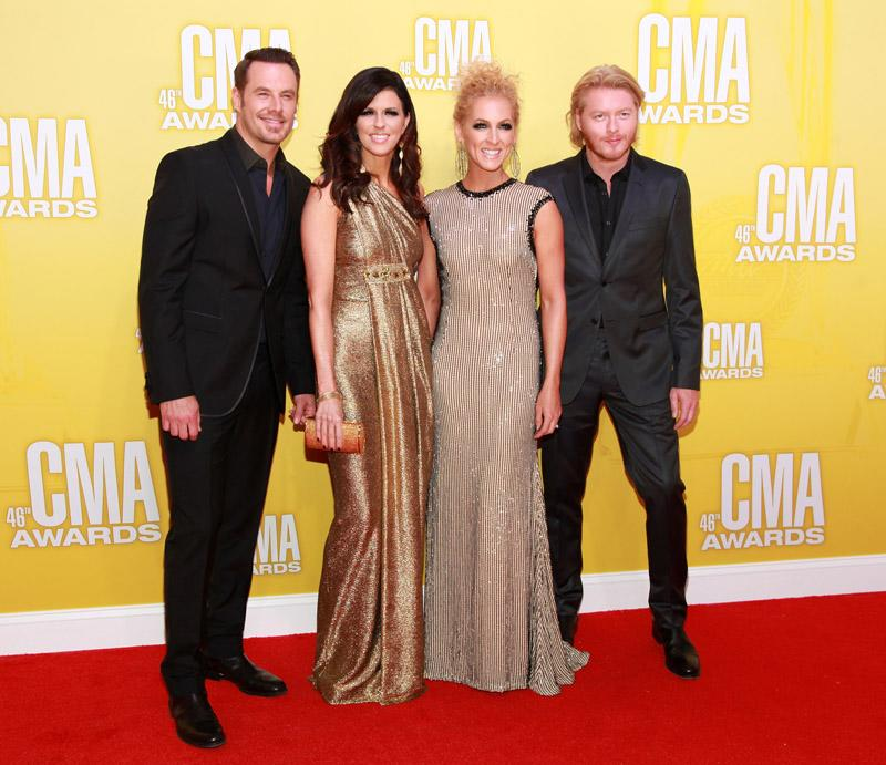 Little Big Town 46th Annual CMA Awards - Arrivals