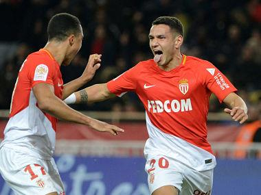 Ligue 1: Rony Lopes nets dramatic late winner to help 10-men Monaco to comeback victory over Lyon