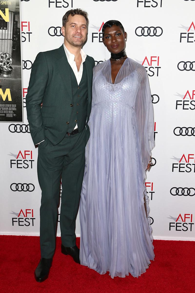 Joshua Jackson and Jodie Turner-Smith Are Reportedly Married