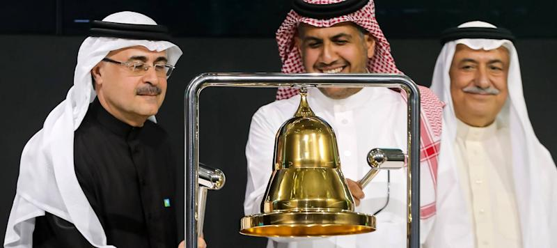 The Record-Shattering Aramco IPO: Can You Get a Piece?