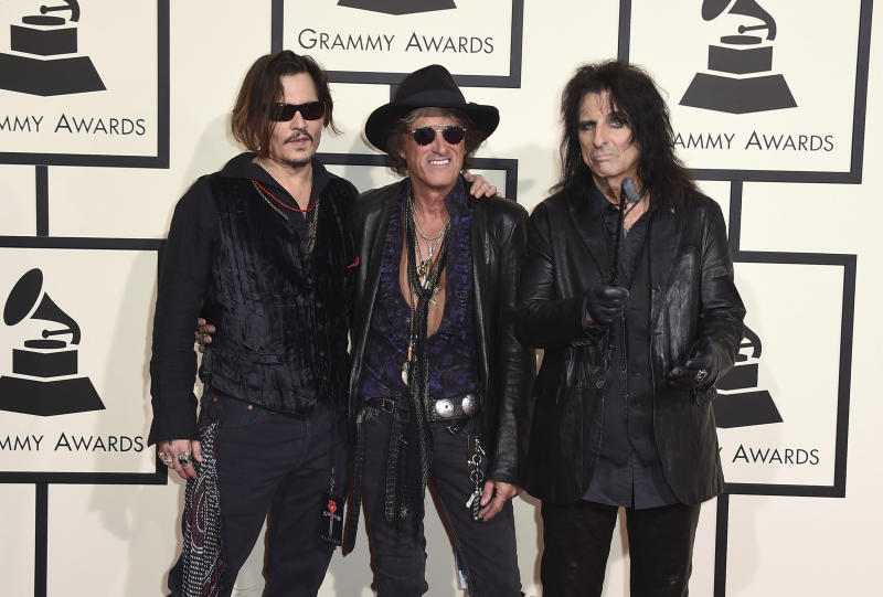Music Review Hollywood Vampires