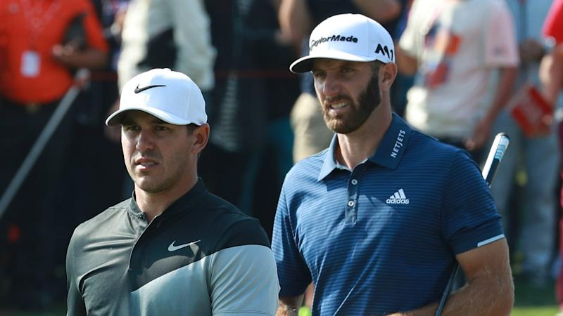 Brooks Koepka on relationship with Dustin Johnson: 'You guys overplay a lot of things'