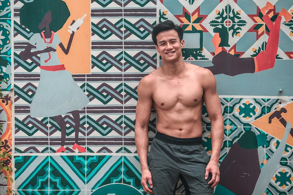 Ky Tan is an actor, as well as a fitness, BJJ and Muay Thai coach.