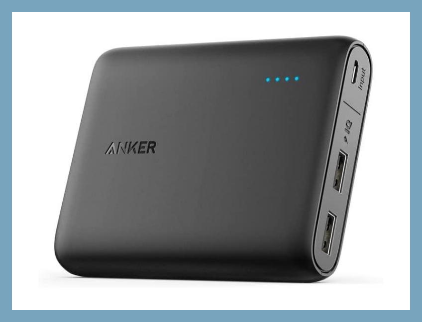 Save $12—Anker PowerCore 13000 Portable Charger. (Photo: Anker)