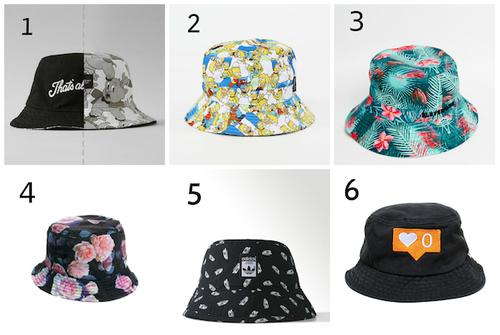 75a01be44999b9 Lazy Oaf x Looney Tunes That's all FolksReversible Bucket Hat £25