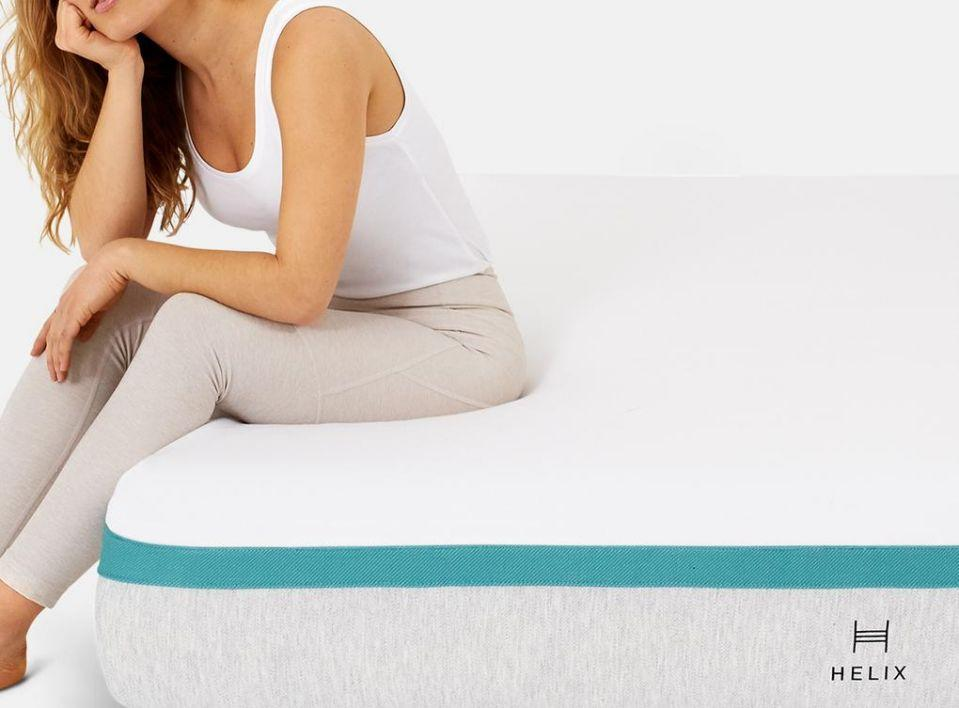 Helix Luxe Sunset Mattress (Photo: Helix)