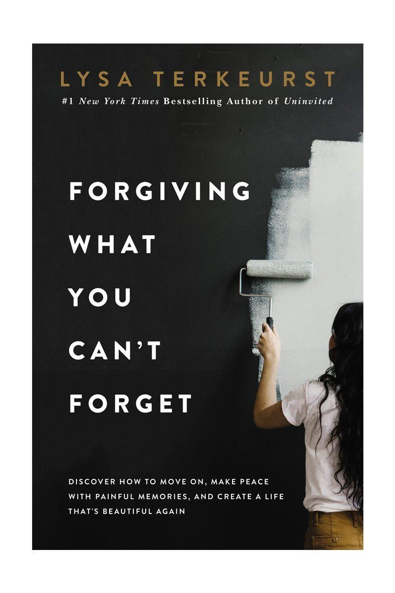 """<p>by Lysa TerKeurst</p><p>A #1 New York Times Bestseller, this book is an essential read for those struggling to let go of hate and resentment in order to learn how and why to forgive. Based on the teachings of the Bible, we'd recommend this one for those willing to explore theological ideas.</p><p>£15.99</p><p><a class=""""link rapid-noclick-resp"""" href=""""https://www.amazon.co.uk/Forgiving-What-You-Cant-Forget/dp/0718039874?tag=hearstuk-yahoo-21&ascsubtag=%5Bartid%7C1921.g.30324280%5Bsrc%7Cyahoo-uk"""" rel=""""nofollow noopener"""" target=""""_blank"""" data-ylk=""""slk:SHOP NOW"""">SHOP NOW</a></p>"""