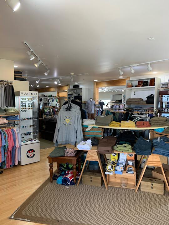 Untucked in Duck, North Carolina, has altered the traffic flow in the store and is seeing a shift in sales.