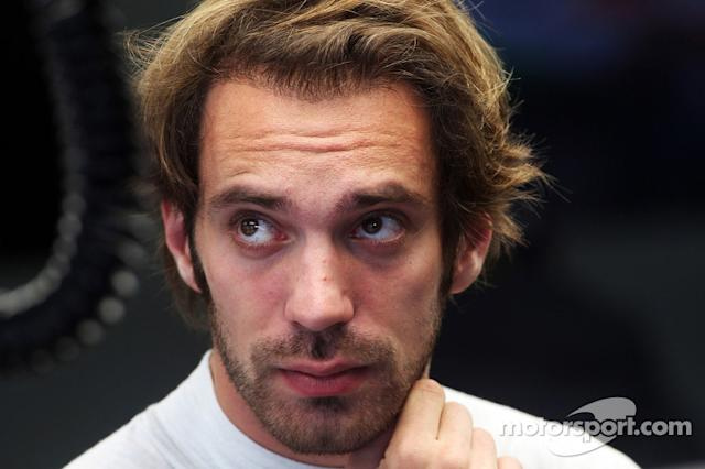 "Jean-Eric Vergne, na F1 entre 2012 e 2014 <span class=""copyright"">XPB Images</span>"
