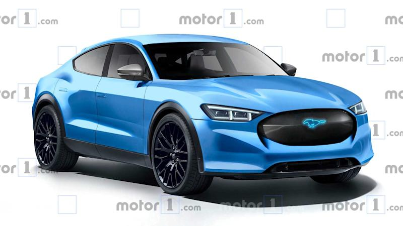 2021 Ford Mach E Is Ford's First Electric SUV >> Ford Mustang Based Electric Crossover New Details Surface