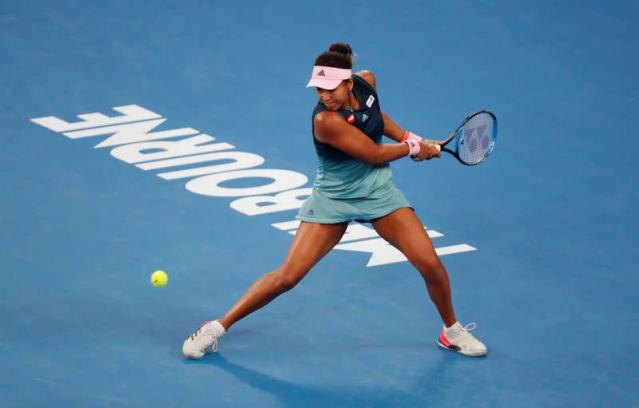 FILE PHOTO: Tennis - Australian Open - Women's Singles Final