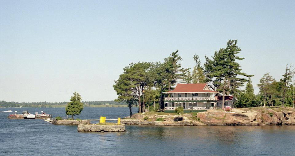 Would-be cottage owners are driving up the price of recreational properties across the country, according to Royal LePage. (Getty Images)