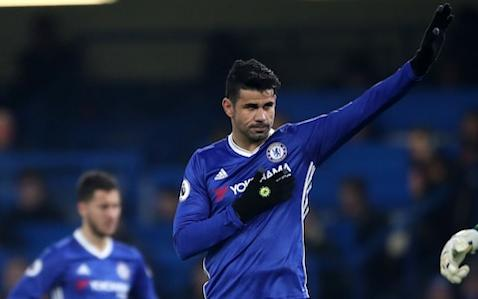 "So farewell then Diego Costa, cult figure to Chelsea supporters, cartoon baddie to those who were not. There was no doubting Costa's ability – and his competitive spirit – and there are few strikers in world football who have a similar presence; for good and, yes, for bad. Costa was far more in control, a far more skilled and smart player than he was given credit for although there is no doubting his immature side which often led to him appearing like a man-child – not least when he stood, shouting random English words, as he attempted to cut short a media briefing with Chelsea manager Antonio Conte after winning the title at West Bromwich Albion last May. It even involved a fire extinguisher being brandished at one stage. In an interview, in fact his first interview in England, with Telegraph Sport back in Jan 2015, Costa summed his view of himself up perfectly. ""I take things to the limit but I did nothing wrong,"" he said while adding ""I'm no angel."" Typically that rare interview came in the wake of controversy with Costa accused of stamping on the Liverpool midfielder Emre Can. He denied it, claimed he was misunderstood but was hit with a three-match ban by the Football Association which only served to fuel his belief that the authorities were often out to get him and, maybe, English football was not for him either. Make no mistake Costa is hard work. He is high-maintenance – whether on the field or off it. There are videos in circulation of his various 'japes' – whether it is commandeering the Chelsea's groundsman's buggy or, briefly, simulating sex acts in celebration in the away dressing room at the Hawthorns - but he remained a popular personality at the club; the 'joker' who sometimes went a little too far. Apart from dabbing, what else did Diego Costa reportedly do with a gloved hand? All will be revealed Credit: Nick Potts/PA Jose Mourinho loved him; Conte less so. Not least because Costa attempted to force his way out of Chelsea almost from the moment the Italian arrived, believing that Atlético Madrid were desperate to take him back. It took three attempts for the Liga club to agree a deal and it reached crisis point last January when, typically, Costa blew up - as did Conte - and there seemed no way back. Clearly, there was not. That Costa did eventually knuckle down and ran himself into the ground for the Chelsea cause on the way to his second Premier League title in three years in England should not be forgotten. Toda honra e toda glória seja dada a Deus! Parabéns rapaziada!!!!! Come on Chelsea!!!������ pic.twitter.com/uLtvPjrLAs— Diego Costa (@diegocosta) May 12, 2017 He is, above all, a fierce competitor, a warrior and leader on the pitch – something of a throwback of a centre-forward, a striker with an indomitable spirit and desire to scrap for every inch.  And win. Some of it was unsavoury – such as his scratching of the Arsenal defender Gabriel or, apparently a favourite, spitting into his glove and smearing it down an opponent. That is some edge. ""On the pitch I transform myself, I really, really want to win,"" Costa said in his Telegraph interview. Chelsea are relieved that he has finally gone but they - and the Premier League - will miss that aspect of him."