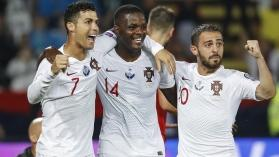 Portugal book their ticket in 2020 Euro to defend their title