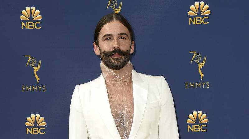 Jonathan Van Ness Reminds People Of George H.W. Bush's AIDS Crisis Shortcomings