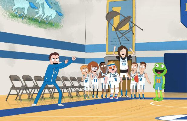 'Hoops': Jake Johnson Can't Buy a Bucket in First Teaser for Netflix's Animated Basketball Comedy (Video)