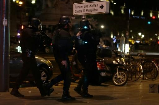 French police carry out 'dozens of raids' targeting Islamists