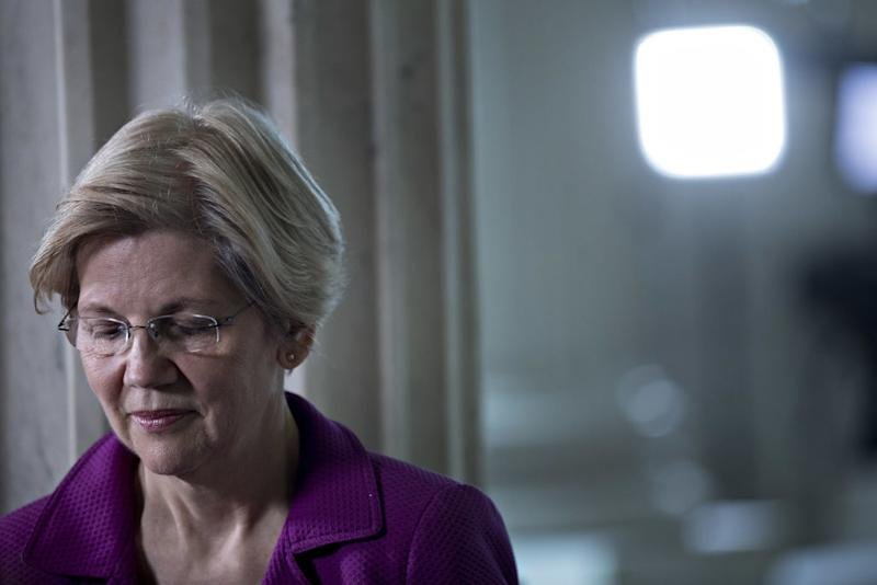 Will Elizabeth Warren's Identity Theft Help Kill Affirmative Action?