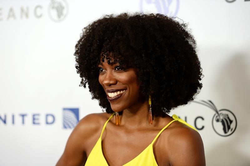 Yvonne Orji in West Hollywood, Calif., in 2016.