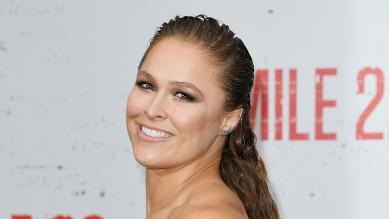 Ronda Rousey Partially Severs Finger During 'Freak Accident' on '9-1-1' Set