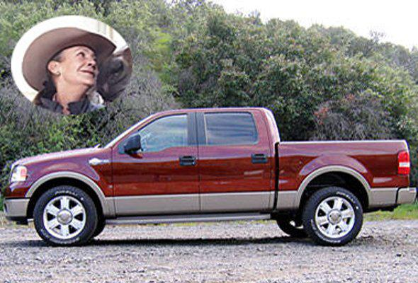 Alice Walton, heiress of the Wal-Mart fortune, is the second-richest woman in the world. But her car of choice is a simple 2006 Ford F-150 King Ranch. The trucks retail at around $40,000. With her DUI arrest last year, it might be better that she stick to inexpensive cars. information via streetdictionary.com, katv.com and trucks.about.com.