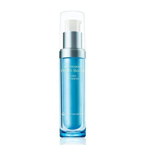"""<p><strong>Neutrogena</strong></p><p><strong>$11.49</strong></p><p><a href=""""https://www.amazon.com/dp/B01HOHBS7K?tag=syn-yahoo-20&ascsubtag=%5Bartid%7C10051.g.8091%5Bsrc%7Cyahoo-us"""" rel=""""nofollow noopener"""" target=""""_blank"""" data-ylk=""""slk:Shop Now"""" class=""""link rapid-noclick-resp"""">Shop Now</a></p><p>If """"moisture"""" to you sounds like """"clogged pores"""" allow me to introduce you to your skin's savior. This serum will give your skin the hydration it needs without giving it a reason to break out, thanks to Neutrogena's oil-free, sensitive skin-safe formula.</p>"""