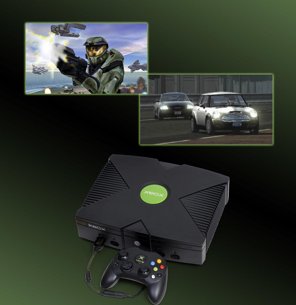 Microsoft's console debut starred the game that would go on to define the company for the next decade. But while Halo clearly put the console on the map, racing gem Project Gotham Racing and fighting ace Dead or Alive 3 were both well-received at launch, too.