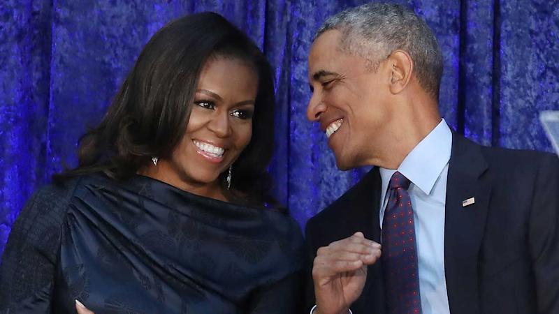 Barack and Michelle Obama Celebrate 27 Years of Marriage With Insanely Sweet Instagram Messages