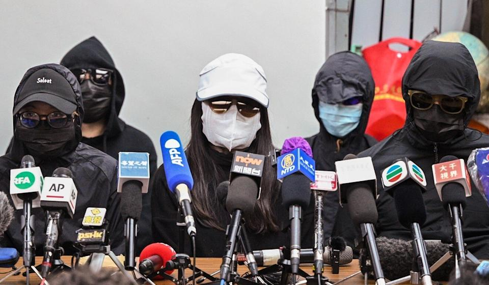 Family members of the Hong Kong fugitives said lawyers they appointed for their relatives in Shenzhen were not granted access. Photo: AFP