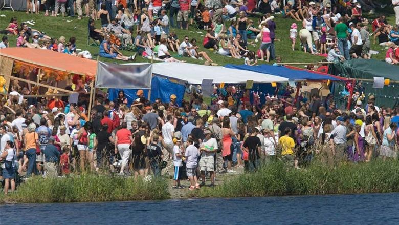 St. John's Regatta's bicentennial year has record number of teams look to race