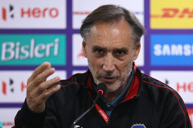 The Delhi Dynamos tactician is looking for all three points in his side's clash with FC Goa on Wednesday....