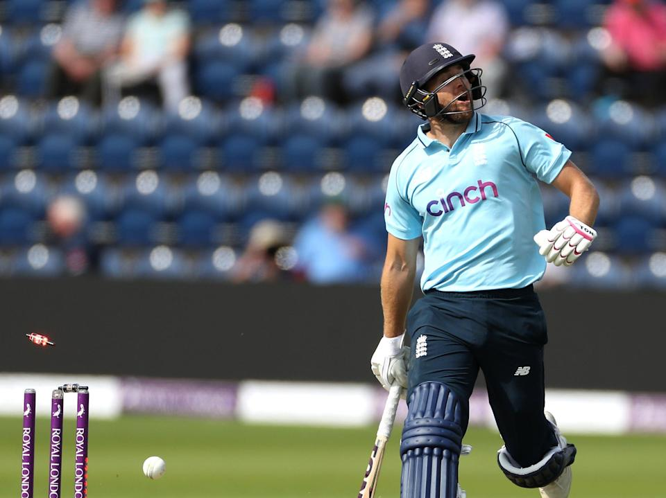Dawid Malan in action for England (PA Wire)