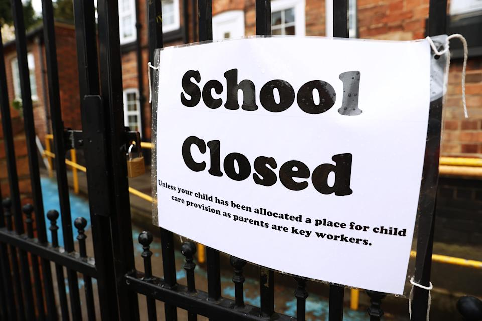 All schools in Scotland will be closed until February 1, apart from the children of key workers and vulnerable youngsters (Tim Goode/PA)