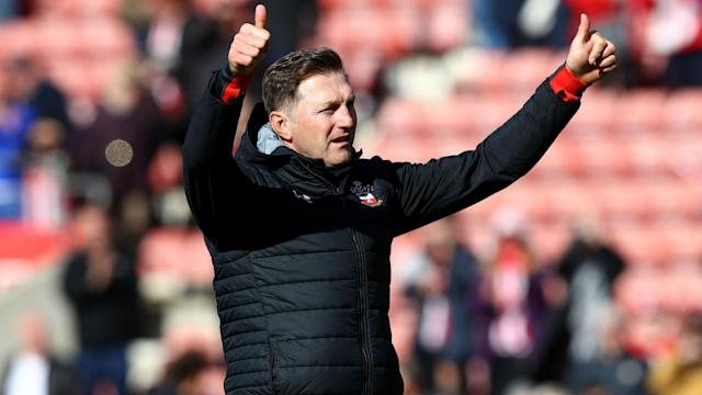 With their top-flight status no longer in question, Ralph Hasenhuttl wants to make sure Southampton do not struggle again next year.