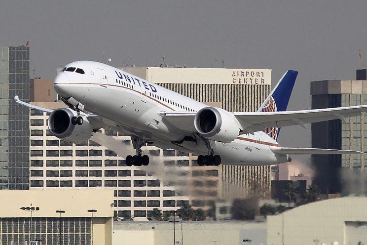 Bride and groom booted off United flight in Houston