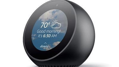 Todd Haselton reviews the new Amazon Echo Spot.