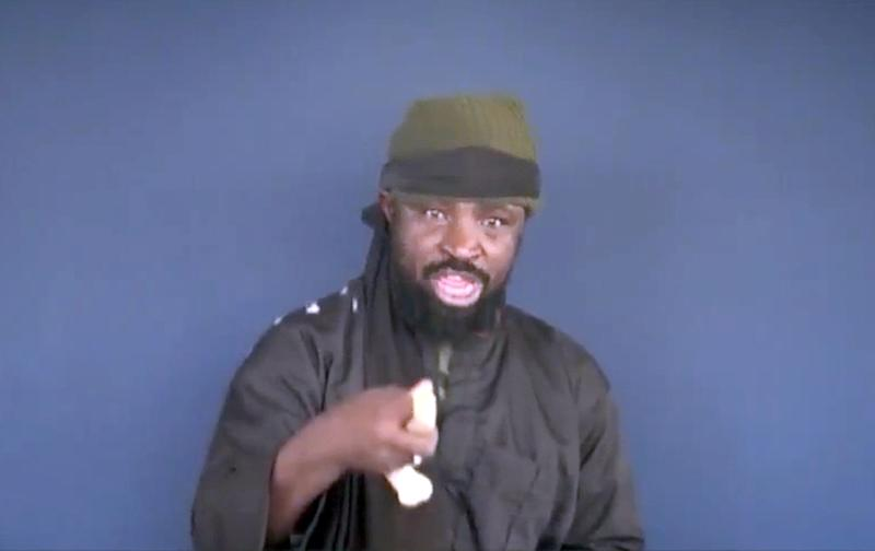 Abubakar Shekau became Boko Haram leader in 2009 (AFP Photo/)