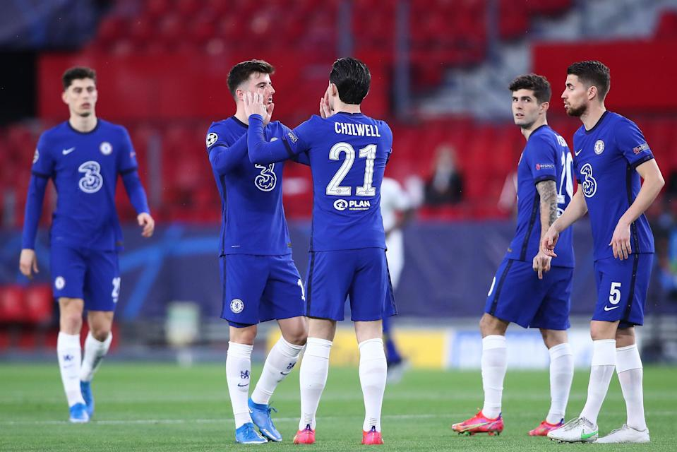<p>Chelsea are through to the Champions League semi-finals</p> (Getty Images)