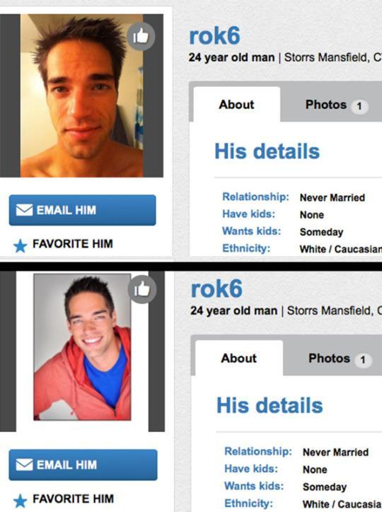 hot guy dating profile Want your online dating profile to attract women for you check out these 5 profile examples, and use our fill-in-the-blank bio to meet hot women today.