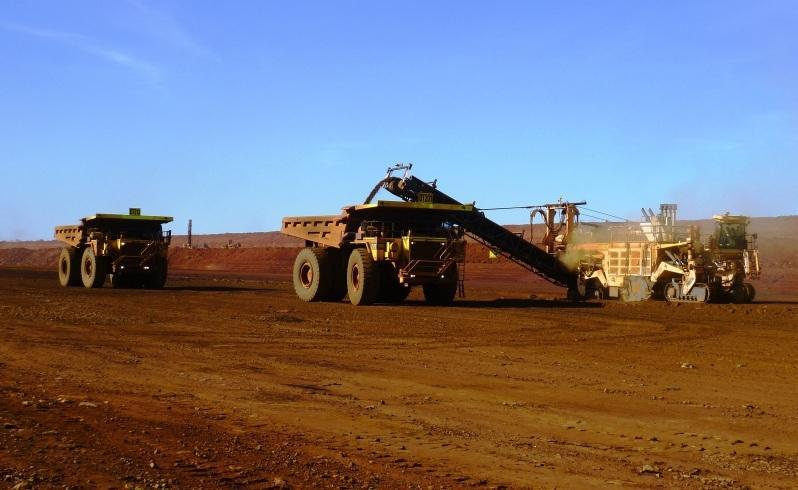 Mine jobs on hold as FMG shares the pain