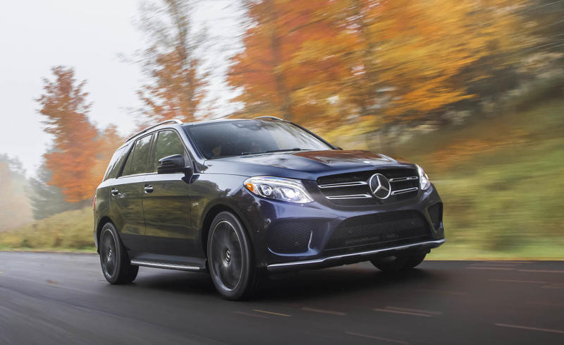 2017 Mercedes-AMG GLE43 4MATIC: A Predictable Addition to the AMG Range