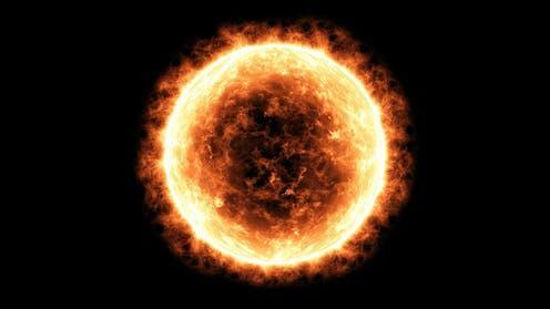 """<span class=""""attribution""""><a class=""""link rapid-noclick-resp"""" href=""""https://www.shutterstock.com/image-illustration/sun-solar-atmosphere-isolated-on-black-1816367882"""" rel=""""nofollow noopener"""" target=""""_blank"""" data-ylk=""""slk:Mongta Studio/Shutterstock"""">Mongta Studio/Shutterstock</a></span>"""