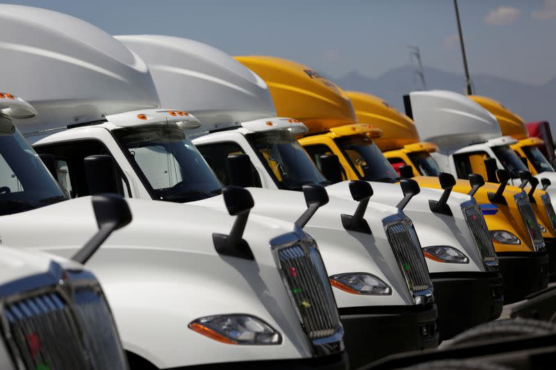 Navistar to develop self-driving trucks with TuSimple