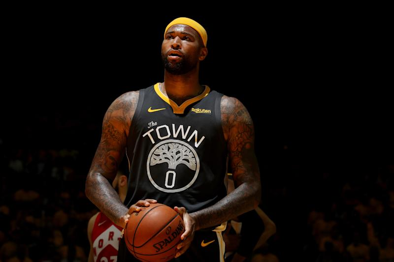 The Universe Has It Out for DeMarcus Cousins