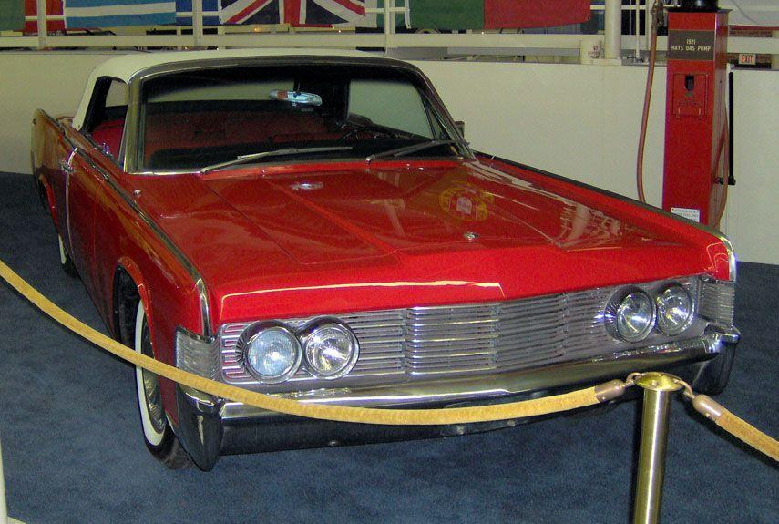 <p>The large Continental of the '60s helped to bring about the end of the gaudy, overstyled American cars of the '50s. The 1965 model year is a particular favorite among enthusiasts.</p>