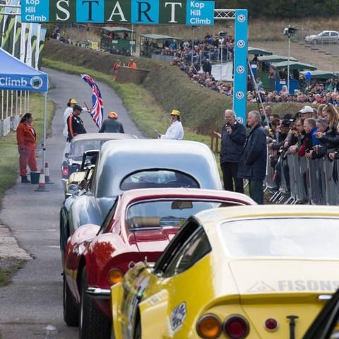 Kop Hill Climb, Princes Risborough - Credit: Richard Daniels