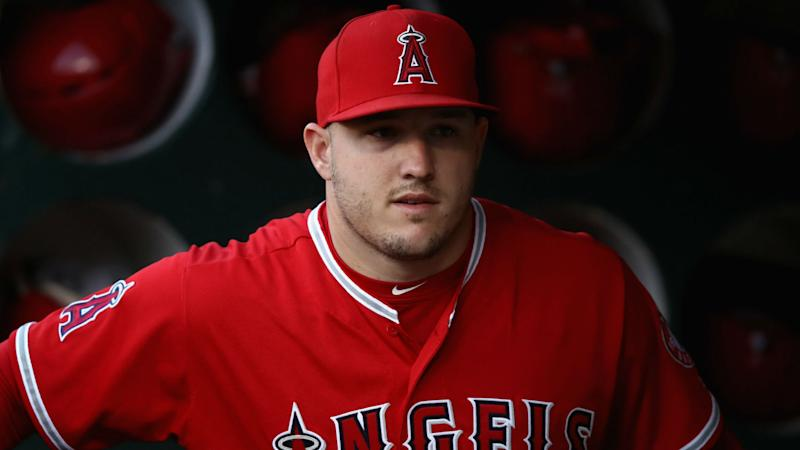 Mike Trout's newborn son was named with baseball in mind